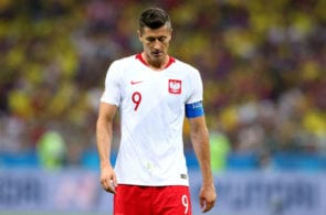 robert lewandowski, Poland