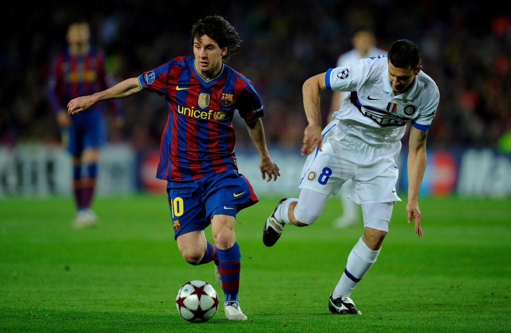 Barcelona v Inter Milan - UEFA Champions League