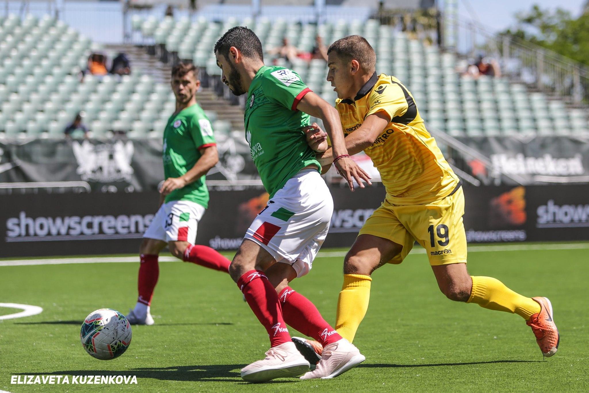 Mexico won the 2019 Mini-Football World Championship. Photo: Elizaveta Kuzenkova.