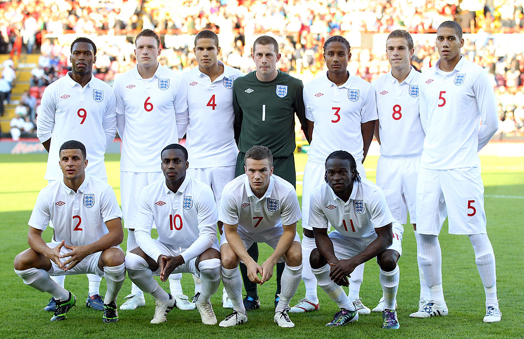England u21, chris smalling, jack rodwell