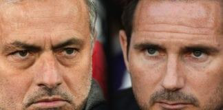 Jose Mourinho, Frank Lampard, Chelsea, Premier League