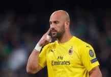 Pepe Reina, AC Milan, Serie A