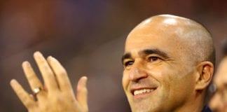 Roberto Martinez, Belgium, San Marino