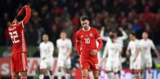 Aaron Ramsey, Wales, Croatia, Euro 2020