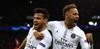 Neymar, Juan Bernat, PSG, Barcelona, Paris Saint-Germain