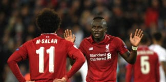 Sadio Mane, Mohamed Salah, Premier League, Liverpool