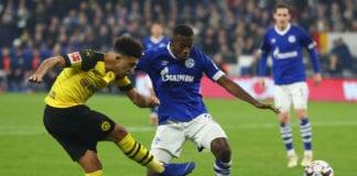 Jadon Sancho, Borussia Dortmund, Schalke 04