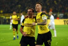 Dortmund, Reus, Gotze