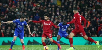 Liverpool, Leicester City