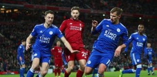 Liverpool, Leicester City, Premier League