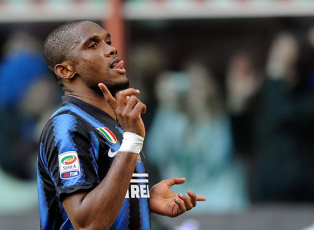 Samuel Eto'o, Barcelona, Inter Milan, Africa, Cameroon