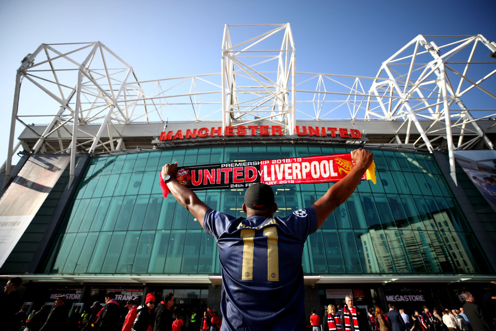 Manchester United, Liverpool, Premier League, Old Trafford