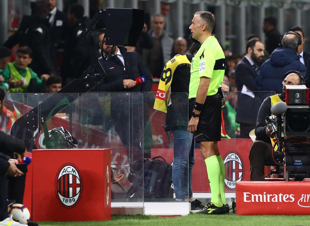 Italy, Serie A, VAR