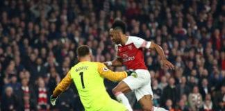 Arsenal, Bournemouth, Pierre-Emerick Aubameyang