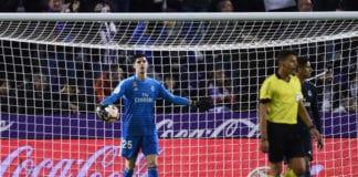 Thibaut Courtois, Real Madrid, La Liga