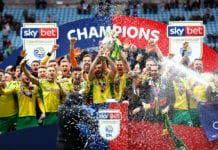 Norwich City, the Championship