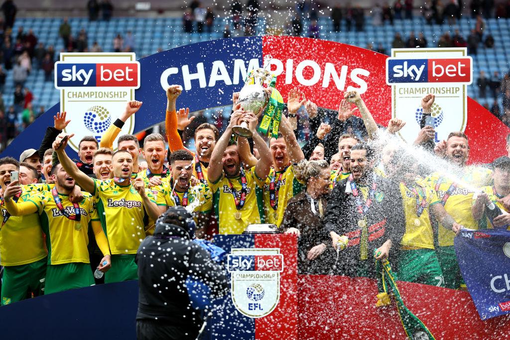 Norwich City, the Championship