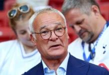 Claudio Ranieri, Sampdoria, AS Roma, Serie A, Eusebio Di Francesco