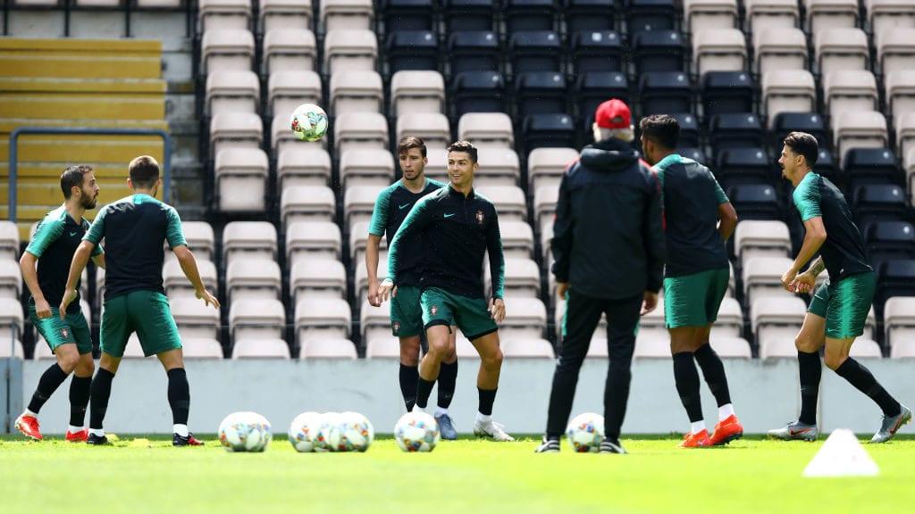 Cristiano Ronaldo, Portugal, Luxembourg, 700 goals
