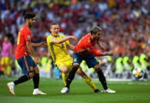 Sweden, Spain, EURO 2020, European Qualifiers