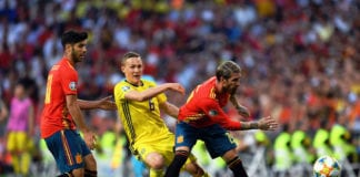 Sweden, Spain, EURO 2020, European Qualifiers
