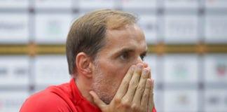 Thomas Tuchel, PSG