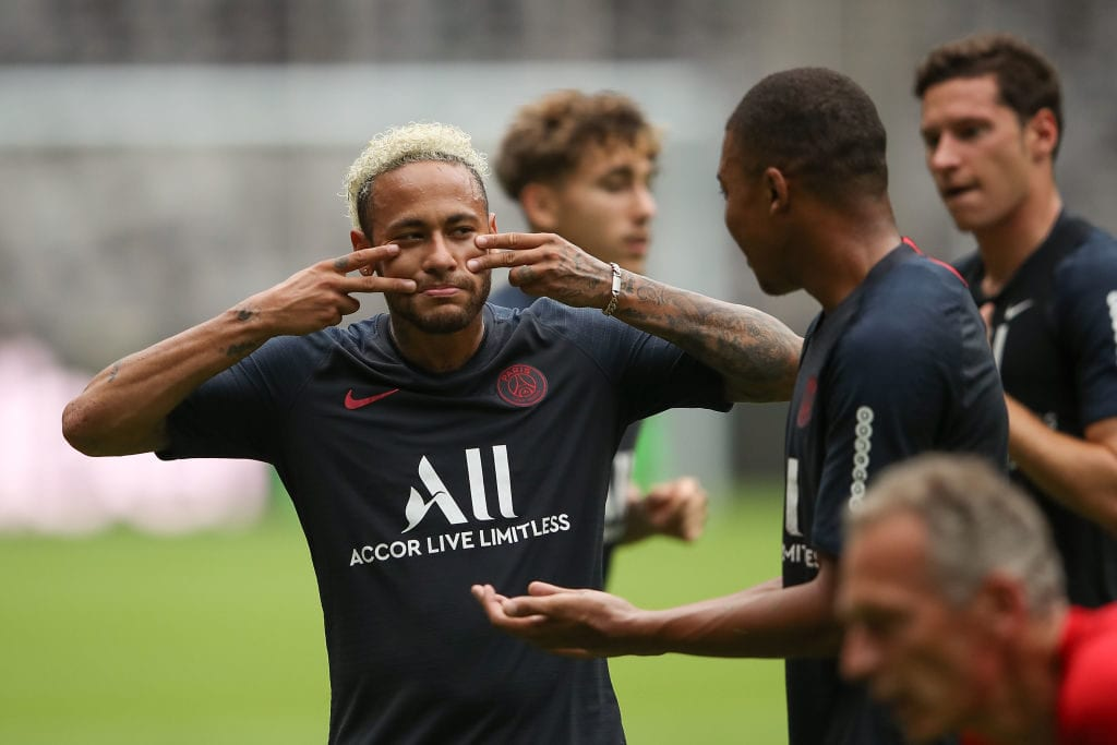Neymar, PSG,