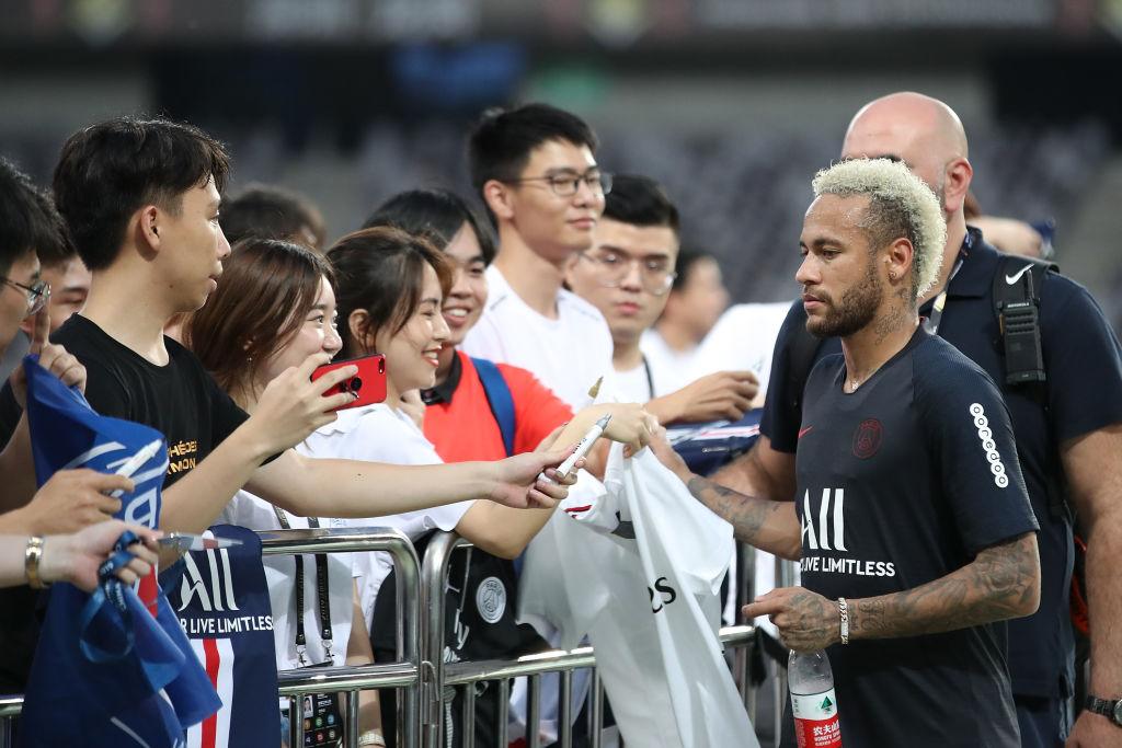 neymar, psg, fans