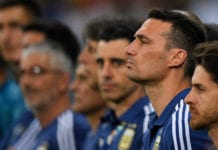 Lionel Scaloni, Argentina, Germany