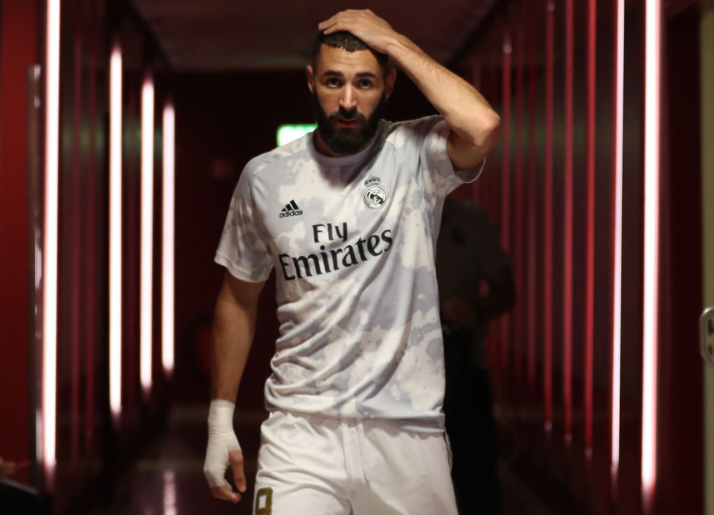 Karim Benzema, Real Madrid, La Liga