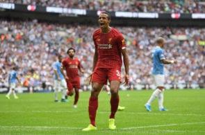 Liverpool v Man City - FA Community Shield