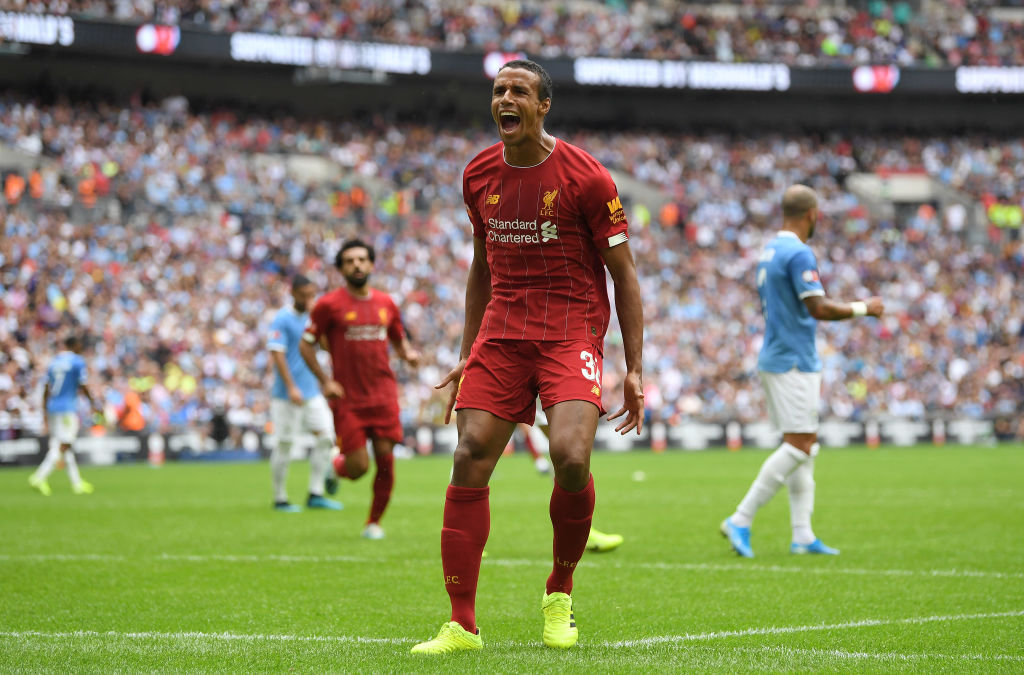 Joel Matip, Liverpool, Premier League