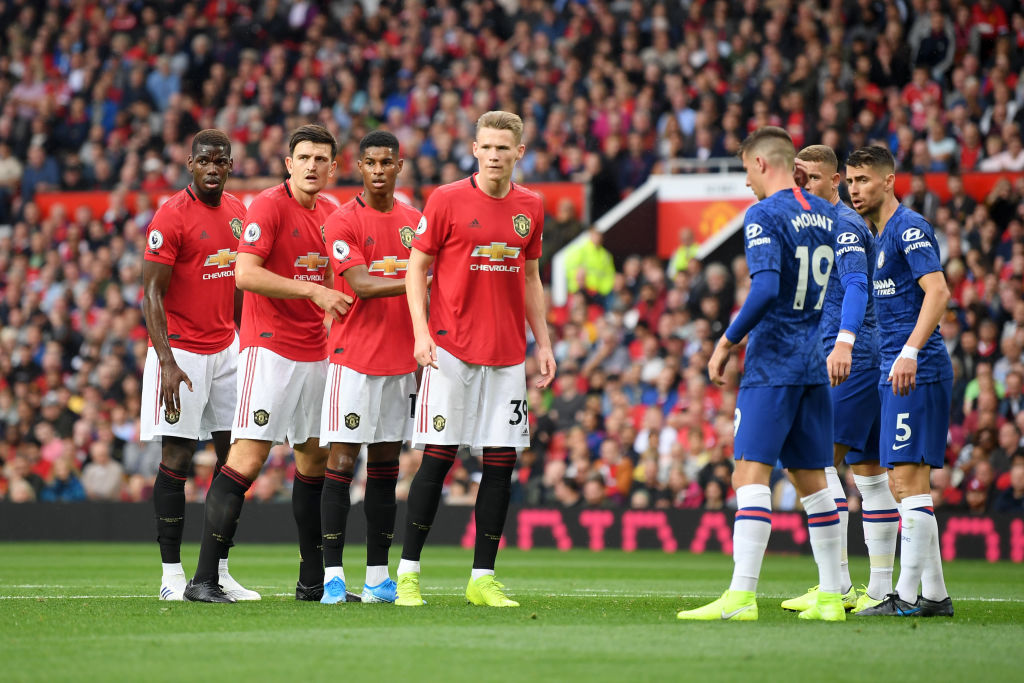Chelsea And United Is A Battle Of The Young Players Ronaldo Com