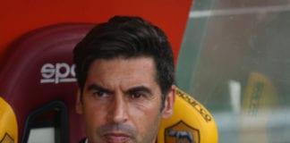 Paulo Fonseca, Roma