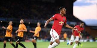 Anthony Martial, Manchester United, Premier League