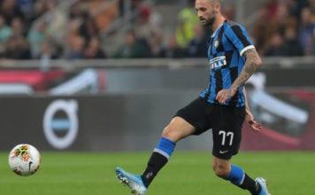 FC Internazionale v SS Lazio - Serie A image
