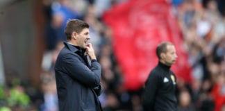 Steven Gerrard, Rangers, Scottish Premier League