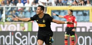 Alexis Sanchez, Inter