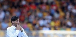 Paulo Fonseca, Roma, Serie A