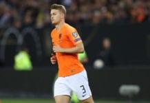 Matthijs de Ligt, Netherlands, Ronald Koeman, Juventus