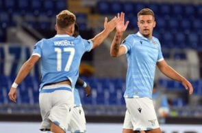 SS Lazio v Stade Rennes: Group E - UEFA Europa League