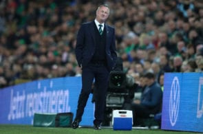 Michael O'Neill, Northern Ireland, EURO 2020