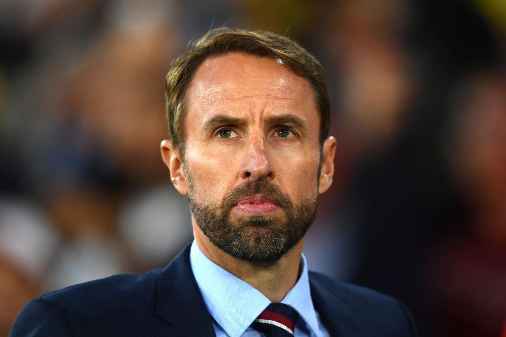 Gareth Southgate, England, Czech Republic, Euro 2020