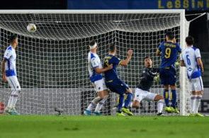 Hellas Verona, Serie A, Sampdoria