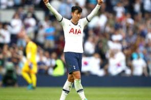 Heug min son, Tottenham hotspurs