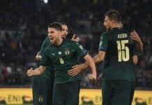 Jorginho, Italy, EURO 2020