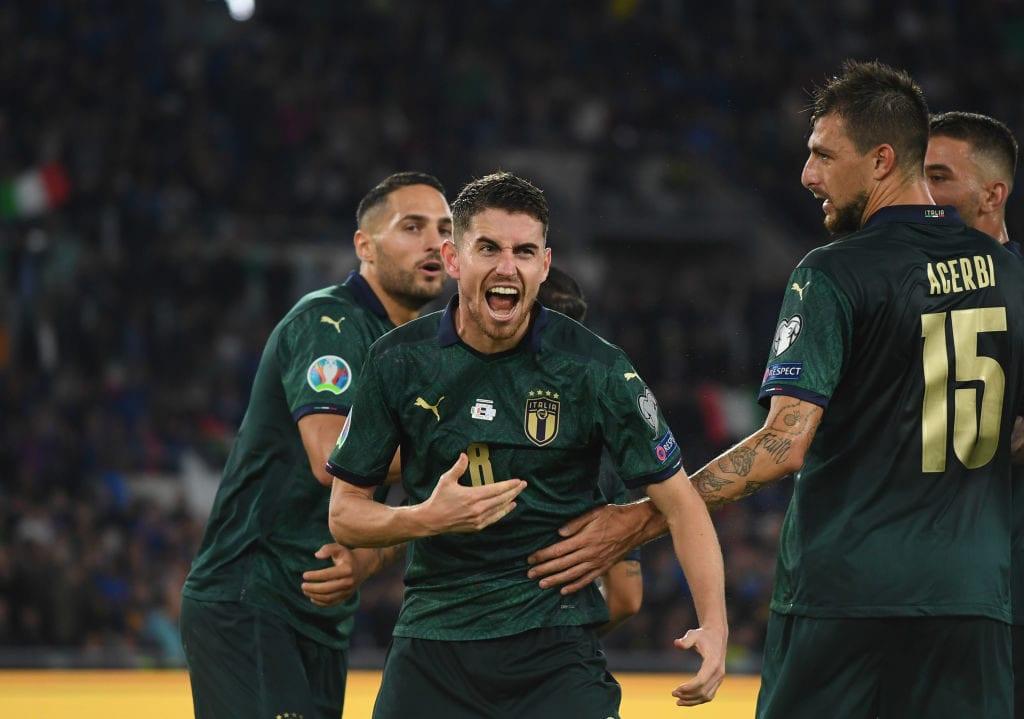 Jorginho, Italy, Serie A, Chelsea