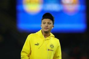 Jadon Sancho, Borussia Dortmund, Lucien Favre, Bundesliga