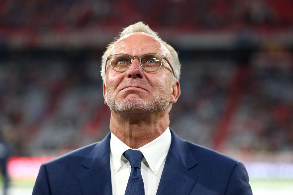 Karl-Heinz Rummenigge, Bayern Munich, Bundesliga