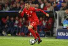 Lucas Hernandez, Bayern Munich
